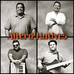 Alterd Natives Band - Soul Band / R&B Group in San Antonio, Texas