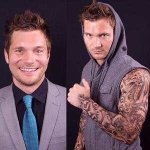 AlterEgos Tattoos - Temporary Tattoo Artist in Burbank, California