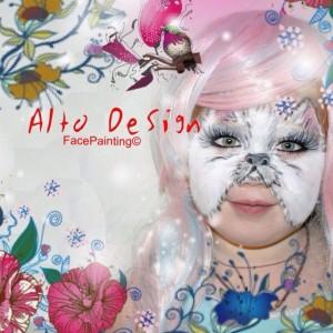 Alto Design FacePainting - Face Painter in Charleston, West Virginia