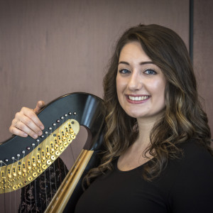 Alyssa Hall, Professional Harpist - Harpist / Classical Pianist in Stedman, North Carolina