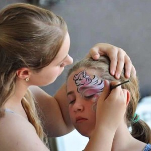Amanda Desiree Evelyn - Face Painter in Mukilteo, Washington