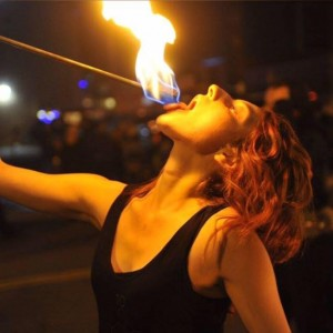 AmberLyna Entertainment - Fire Performer / Fire Eater in Denver, Colorado