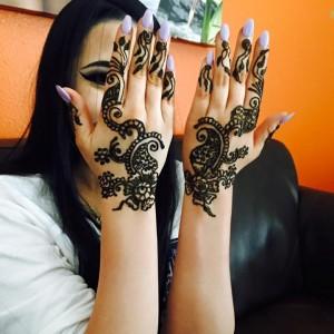 American Desi Girl - Henna Tattoo Artist in Riverview, Florida