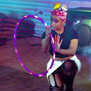 Ami Elevated - Hoop Dancer in Annapolis, Maryland