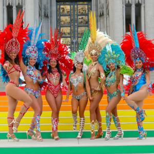 Amor do Samba - Samba Dancer in San Francisco, California