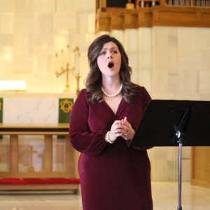 Amy Canchola, Soprano - Classical Singer in Garland, Texas