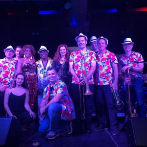 Ana Fernandez Brazilian Show Band - Samba Band in Mount Vernon, New York