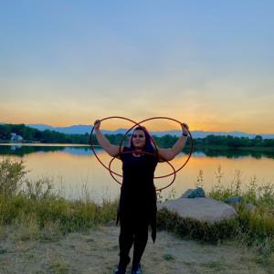 Ana Cruz Performance - Fire Performer / Arts & Crafts Party in Denver, Colorado