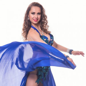 Anastasia - Belly Dancer in St Petersburg, Florida