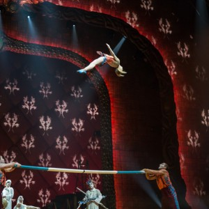 Anatolie Russian Bar - Circus Entertainment in Las Vegas, Nevada