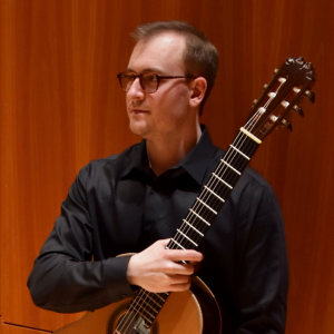 Andrew Flory - Classical Guitarist / Guitarist in Rochester, New York