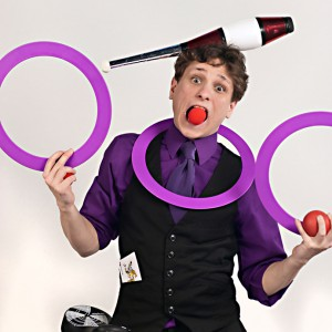 Andrew Silver: Variety Entertainer - Variety Entertainer / Magician in Westbrook, Maine