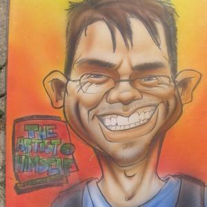 Andrewland Studios - Andrew Wilkie - Caricaturist in New Orleans, Louisiana