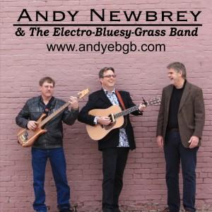 Andy Newbrey & The Electro-Bluesy-Grass Band - Americana Band in Towanda, Kansas