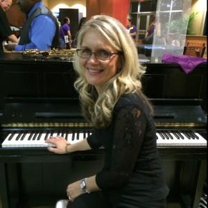 Angela Shaw Music - Singing Pianist in Wellington, Florida