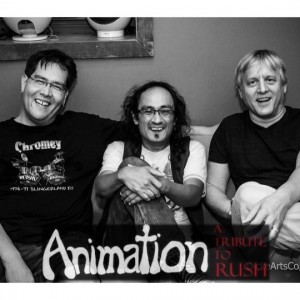 Animation - A Tribute to Rush - Tribute Band in Chicago, Illinois