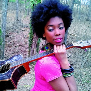 Anitra Jay - Singing Guitarist in Eureka Springs, Arkansas