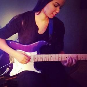 Anja Wade - Guitarist in Los Angeles, California