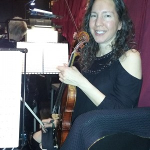 Ann Marie Pocklembo - Violinist in Princeton, New Jersey