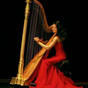Anna Maria Mendieta - Solo to Ensemble - Harpist in Los Angeles, California