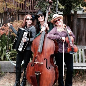 Annie Marie & Fiddlaround - New Orleans Style Entertainment in Benicia, California