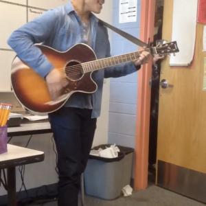 Anthony Castro - Singing Guitarist in Phoenix, Arizona