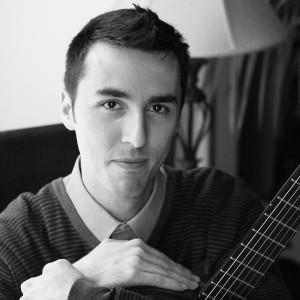 Anthony Cutietta - Classical Guitarist in San Diego, California
