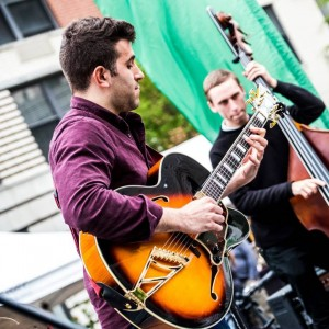 Anthony Fuscaldo - Classical Guitarist in Hoboken, New Jersey