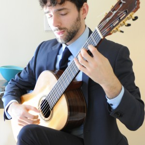Anthony LaLena - Classical Guitarist in Rochester, New York
