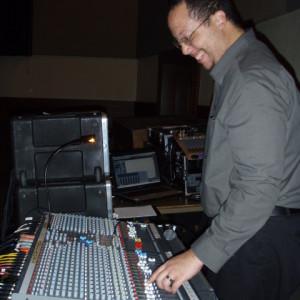 Anthony Monroe - Sound Technician in Bakersfield, California