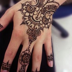 Anusha's Henna Expressions - Henna Tattoo Artist in San Antonio, Texas