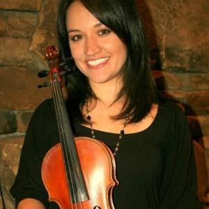 April Dean McConnell solo violinist - Violinist in Charlotte, North Carolina