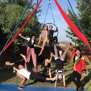 Aqua Acro Entertainment - Circus Entertainment in San Antonio, Texas
