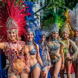 Aquarela Samba Dancers - Samba Dancer in Bay Area, California