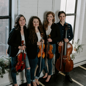 Arabesque Ensembles - String Quartet / Cellist in Cleveland, Ohio