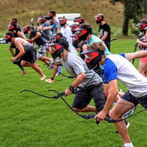 Archery Addiction - Mobile Game Activities in Rochester, Minnesota