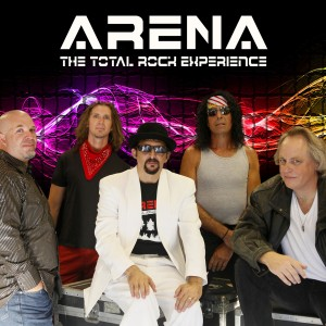 Arena: The Total Rock Experience - Tribute Band in San Diego, California