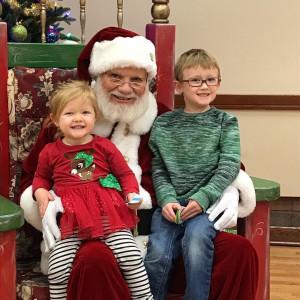 Arizona-Santa - Santa Claus in Gilbert, Arizona