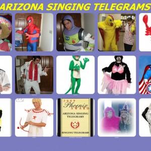 Arizona's Ultimate Singing Telegram Company - Singing Telegram in Gilbert, Arizona