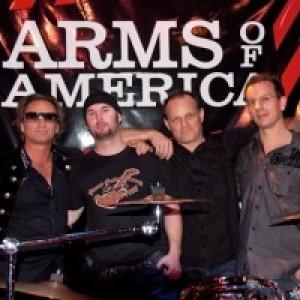 Arms of America - U2 Tribute Band in Henderson, Nevada