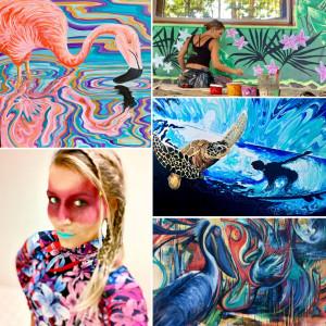 StaySea.Art - Fine Artist / Airbrush Artist in Fort Lauderdale, Florida