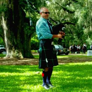 Art Davis Event Bagpiper - Bagpiper / Celtic Music in Greenville, South Carolina