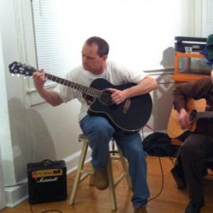 Art Hildebrand - Guitarist in Alexandria, Virginia