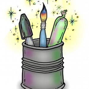 Artsy Events - Caricaturist in Houston, Texas