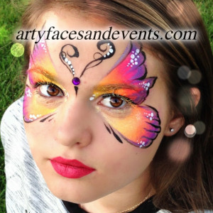 Arty Faces and Events - Face Painter in Commerce City, Colorado