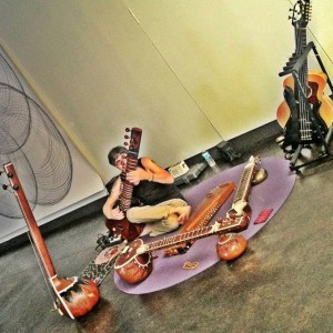 Arvid Smith - Sitar Player in Jacksonville, Florida