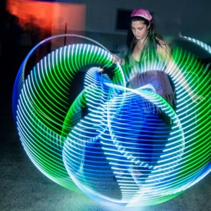 Ashton Sikes - Hoop Dancer in Pensacola, Florida