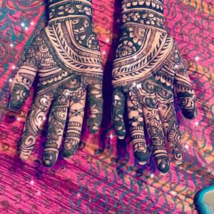 Ashu's Henna Art - Henna Tattoo Artist in Houston, Texas