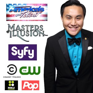Naathan Phan: The Asian Scotsman - Corporate Magician in Los Angeles, California