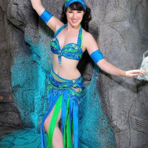 Athena Nile - Middle Eastern Entertainment / Belly Dancer in Columbus, Ohio